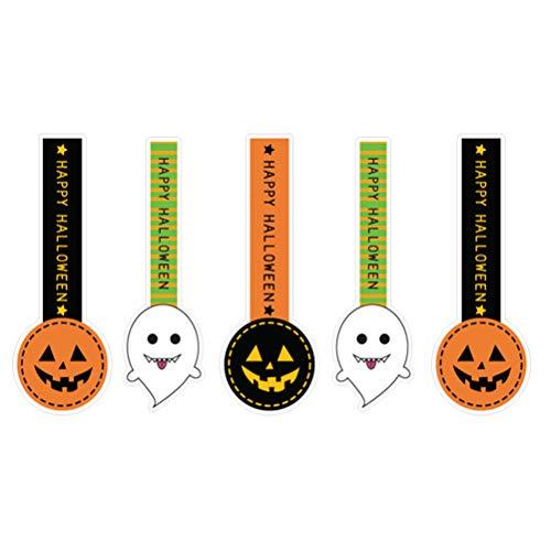 Amosfun 100pcs Party Sealing Stickers Lieblingstasche Geschenke Beutel Sticks Back Stickers für...