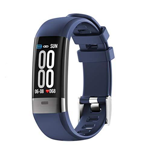 STEAM PANDA Smart Uhren Armband EKG + PPG Für Frauen Männer 256 Karat + 8 Mt Pulsmesser Und Blutdruck Multi-Sport Modus BT4.0 110 mAh USB-Lade