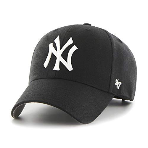 MLB New York NY Yankees Cap Basecap schwarz MVP Baseballcap Kappe