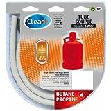 CLEARIT - TUYAU DE GAZ BUTANE STANDARD 1M50 - 75S2696