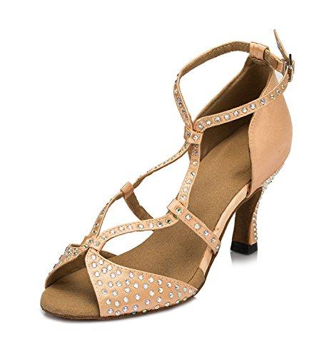 Miyoopark , Salle de bal femme Beige-7.5cm heel