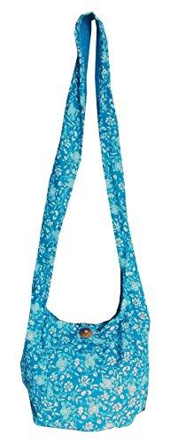 Floral Boho Sling Bag