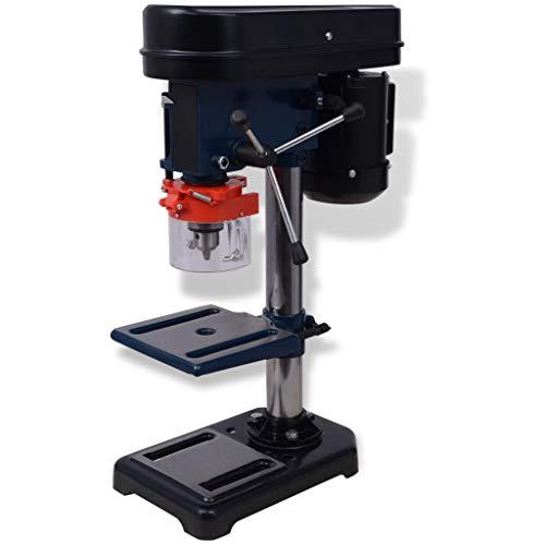 Festnight Säulenbohrmaschine Tischbohrmaschine Bohrmaschine 350 W