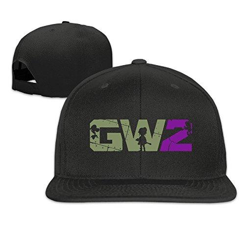 Sophie Warner verstellbar Unisex Video Game GW 2Logo Schirmmütze Schwarz One Size Gr. Einheitsgröße, schwarz -