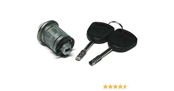 Myshopx Zündschloss Zündanlassschalter Schließzylinder Mit 2 Schlüssel Z3 Auto