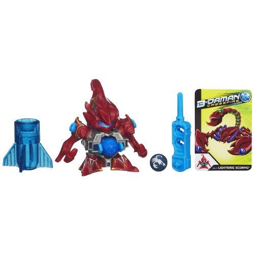 Hasbro - Hasbro. A4448-04466. B-Daman - Lightning Scorpio