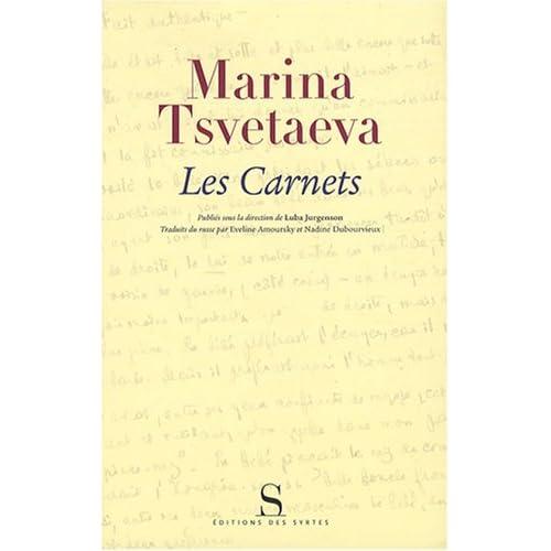 Les Carnets : 1913-1939