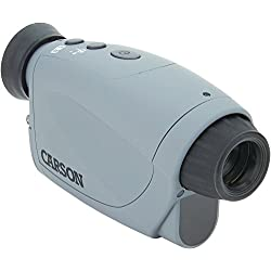 Carson Aura Digital Night Vision 2-4x Monocular with Infrared Illuminator