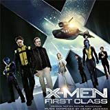 X-men : first class / Henry Jackman   Jackman, Henry. Compositeur. Mus.