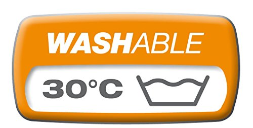 Medisana FWS Fußwärmer (geeignet bis Schuhgröße 46), 3 Temperaturstufen, Innenfutter maschinenwaschbar, Oeko-Tex Standard 100 - 5