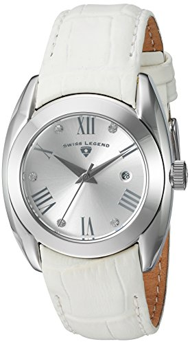 Reloj Swiss Legend para Mujer SL-10550-02S-WHT