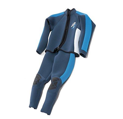 Ascan 2piece Junior Kinder Neoprenanzug Surfanzug 2,5mm…   04049573891321