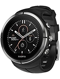 Suunto Spartan Ultra Black GPS Multisport-Uhr, Schwarz, Einheitsgröße