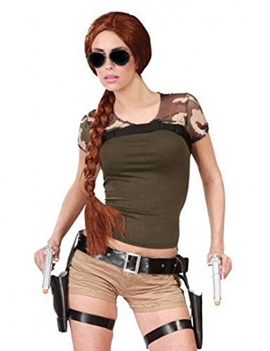 Tomb Raider Game Adventurer Thigh Holster Set