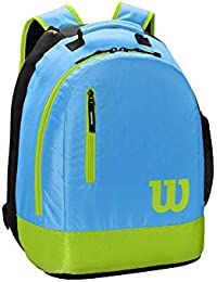 WILSON Mochila Youth Backpack Azul Lima Junior
