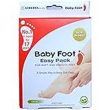 La eliminación del callo del pie del bebé Fácil paquete, paquete 1er