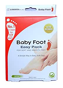 Baby Foot Easy Pack Deep Exfoliation