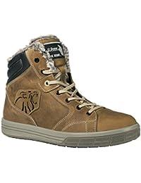 'Zapato antifortunistica Hombre Savage Grip SK Grip U-Power Negro Size: 35 1uN6c