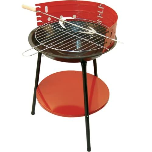 41tPB6q%2BsiL. SS500  - Redwood Leisure 14-inch Round Barbeque