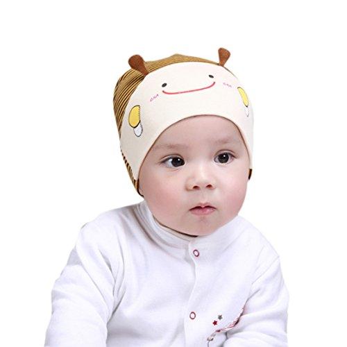 Tonsee Baby Kind Jungen Mädchen Biene Baskenmütze Baseball Mütze ()