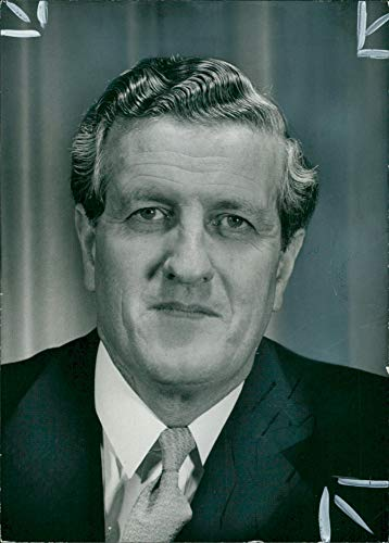 Fotomax Vintage Photo of Philip Moore, Member of The Royal Household.