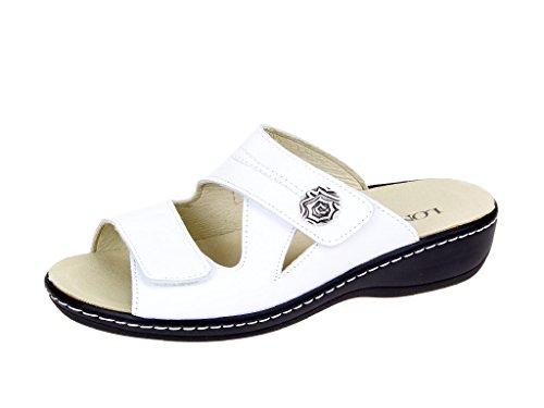 Skechers 3074245-2 2, Mules pour Femme Weiß