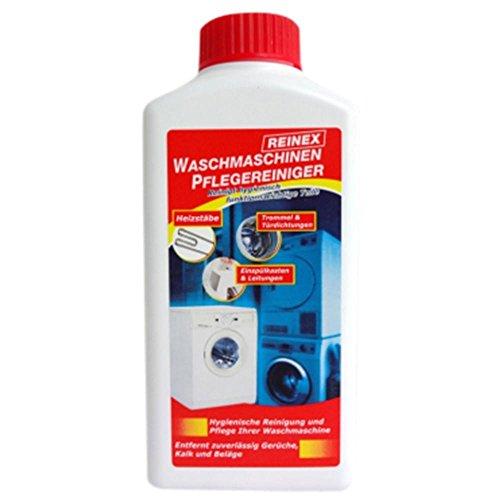Waschmaschinenpflege Pflegereiniger Reinex 250 ml Hygienische Reinigung und Pflege Ihrer Waschmaschine
