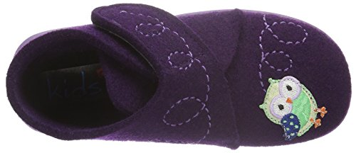 Rohde Tubbie, Chaussons fille Violet - Violett (brombeere 59)