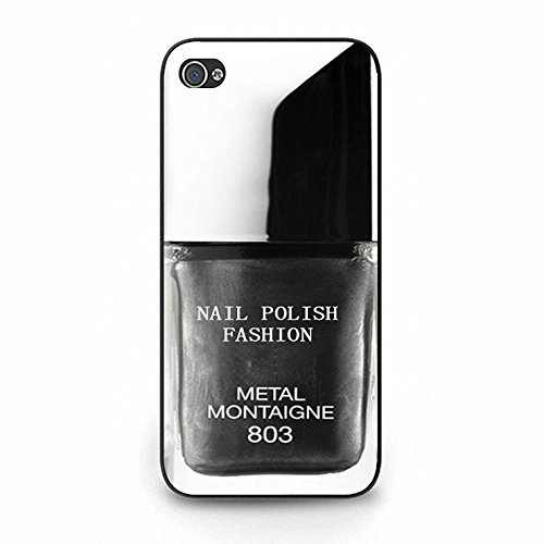 Nail Polish Iphone 5/5s Case,Fashionable Cosmetic Nail Polish Phone Case Cover for Iphone 5/5s Makeup Premium Color143d
