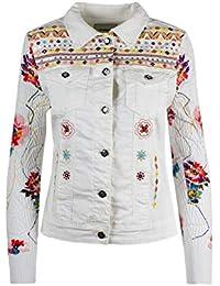 Amazon.it  Desigual - Giacche   Giacche e cappotti  Abbigliamento 55694977628