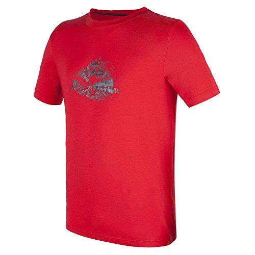 CMP Man Stretch Melange T-Shirt 3T65867 Ferrari