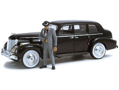 Action Figur The Godfather: 1:18 Cadillac Fleetwood 1940