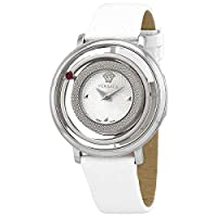 VERSACE Venus Quartz White Dial Ladies Watch VEQV00118