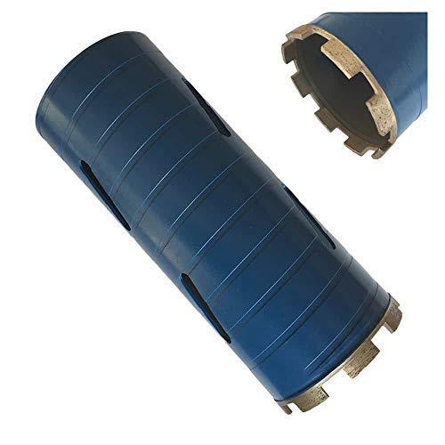 - Trocken Core Bits für Bohren Weich, Backstein, Block, Blaustein, Quarry, Schiefer, Asphalt, Stein, und andere Mauerwerk mit # 30/40Diamant Körnung, DBP0400A5, 4 inch
