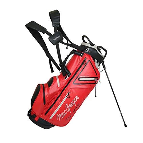 d295ad7ce9f704 MacGregor Macbag130 - Bolsa de Golf para Hombre, Color Rojo, tamaño Talla  única