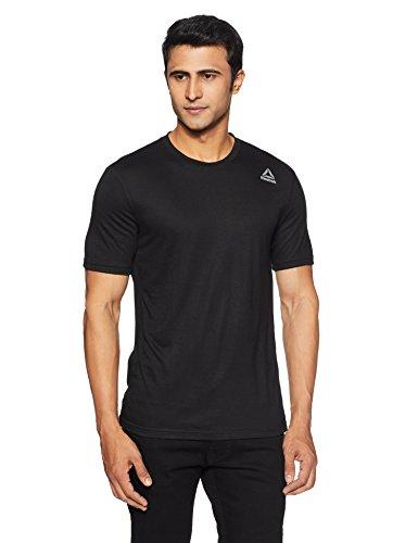 Reebok Herren Workout Supremium 2.0 T-Shirt, Black, M Preisvergleich