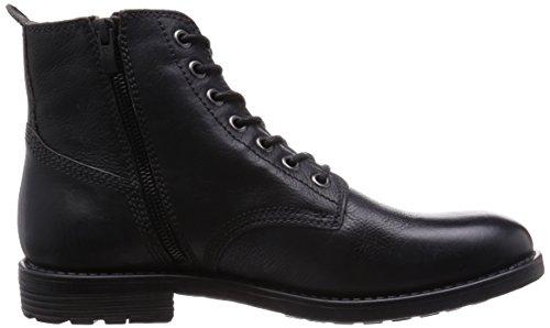 Clarks Faulkner Rise, Bottes Classiques Homme Noir (Black Leather)