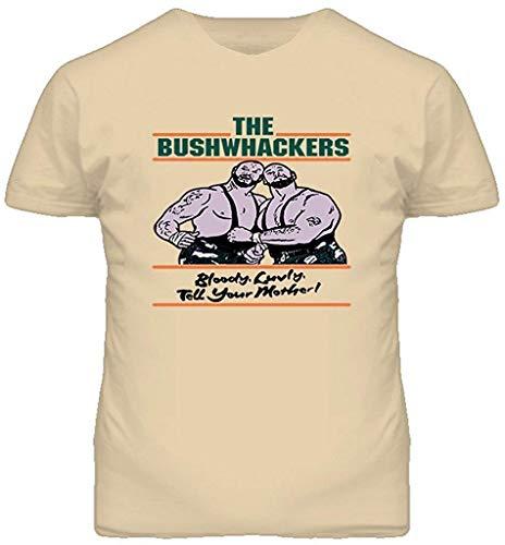 Das Bushwhackers Retro Wrestling T-Shirt