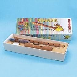Hohner 9501 - Flauta, madera de peral