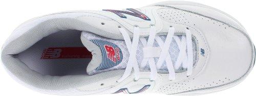 New Balance Damen 840 Motion-Control-Walking-Schuhe White with Pink