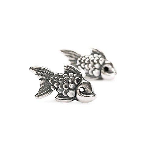 Ohrringe trollbeards in Silber 925Karpfen tagea-20007