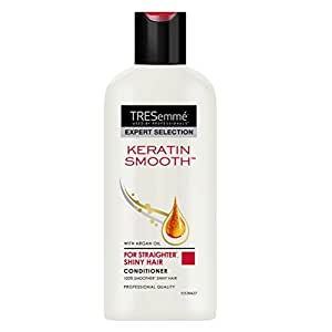 Tresemme Keratin Smooth with Argan Oil Conditioner, 190ml+ Extra 15%