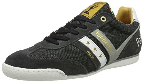 Pantofola d'Oro 10171040, Scarpe Sportive Uomo, Multicolore (Black), 42 EU
