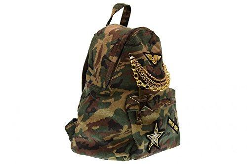 SHOP ART borse donna zaino 10238 Militare