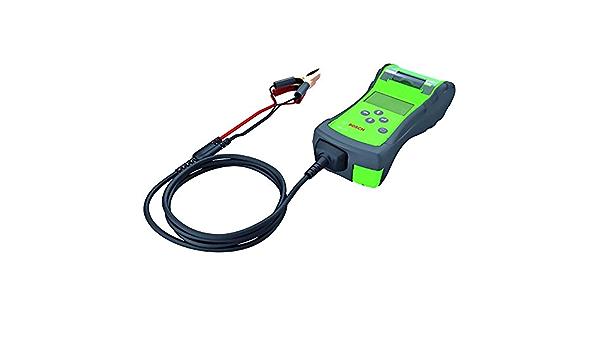 Bosch Batterietester Bat 131 Test 6v 12v Starter Batterien Ca 700g 0 684 400 73 Sport Freizeit