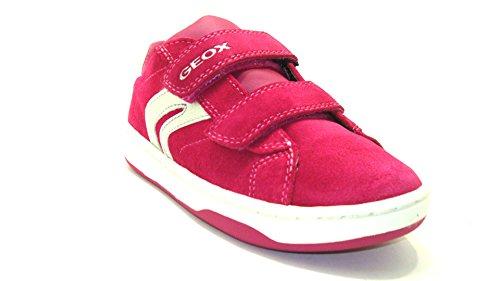 Geox - Stivali Da Bambini Modello J3400F 00022 C8002 Rosa Fuchsia