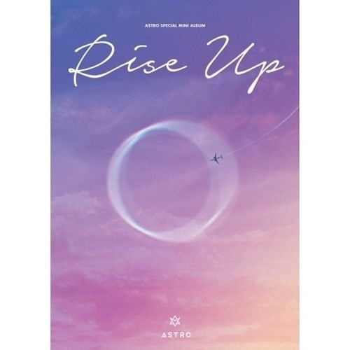 Astro - [Rise up Special Mini Album CD+Booklet+1p PhotoCard+1p Polaroid+1p Clear Post K-Pop Sealed - Rise Mini