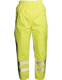 """Silverline 282528 Pantalon haute visibilité Classe 1 Tille M 71cm (28"""")"""