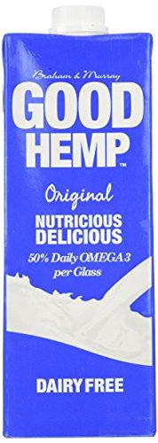 Good Hemp UHT Dairy Free Milk Alternative, 1L