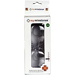 My Milestones Home Safety Product - Gas Stove Knob Cover 2pc set